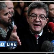 Perquisitions à LFI: Jean-Luc Mélenchon dénonce «l'instrumentalisation» de la justice