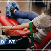 Coronavirus: à Toulouse, les donneurs de sang généreux