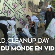 World cleanup day : tour du monde en vidéo