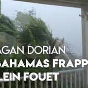 Ouragan Dorian : l'archipel des Bahamas frappé de plein fouet