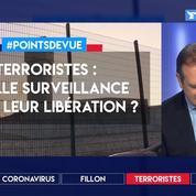 Terroristes: quelle surveillance après leur libération?