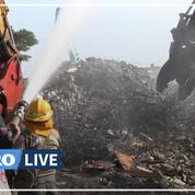 Plusieurs morts dans l'effondrement d'un immeuble au Cambodge