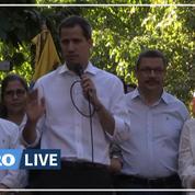 Venezuela: des nouvelles négociations avec Maduro sont «improbables» pour Guaido