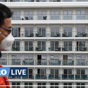 «C'est une prison flottante»: plusieurs paquebots en quarantaine à cause du coronavirus