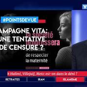 Campagne Vita: une tentative de censure?