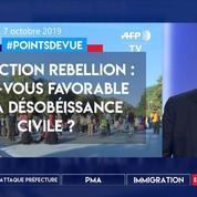 Extinction rebellion : êtes-vous favorable à la désobéissance civile ?