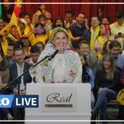 Bolivie: la présidente par intérim, Jeanine Añez est candidate à l'élection présidentielle