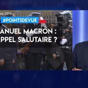 Emmanuel Macron : un appel salutaire?