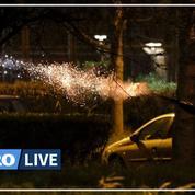 Incendies, tir de feux d'artifice… nouvelle nuit de tension à Villeneuve-la-Garenne