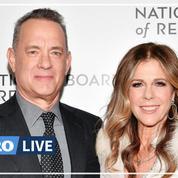 Coronavirus: Tom Hanks et son épouse Rita Wilson ont été testés positifs