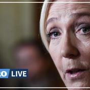 Coronavirus: Marine Le Pen dénonce l'«incohérence totale» de la France