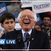«C'est le début de la fin pour Trump»: Sanders remporte la primaire du New Hampshire