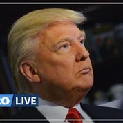 Donald Trump, testé une seconde fois «par curiosité», est négatif au Covid-19