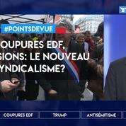 Coupures EDF, intrusions: le nouveau syndicalisme?