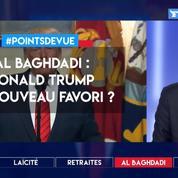 Al Baghdadi : Trump de nouveau favori?