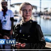 Greta Thunberg de retour en Europe pour participer à la COP25