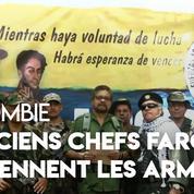 Colombie : l'ex-numéro deux des Farc annonce «la poursuite de la guérilla»