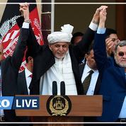 Afghanistan: explosions durant la cérémonie d'investiture d'Ashraf Ghani