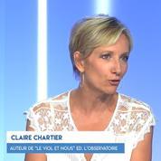 Claire Chartier : « Les messages diffusés dans la société ont une incidence sur le viol »