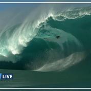 La mythique vague de Teahupoo devrait accueillir les épreuves de surf aux JO de Paris