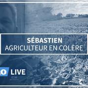 Sébastien, maraîcher: «On m'interdit de vendre mes récoltes»