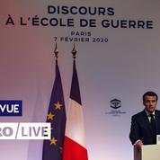 Nucléaire: Macron a-t-il raison de vouloir réarmer l'Europe?