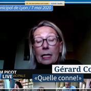 «Quelle conne!»: quand Gérard Collomb oublie de fermer son micro