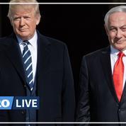 Plan de paix israélo-palestinien: Trump se dit «confiant»
