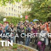 Pantin : hommage à Christine Renon