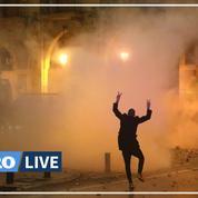 Liban: un tournant dans la violence entre manifestants et policiers