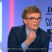 Marc Fesneau face aux questions d'Yves Thréard