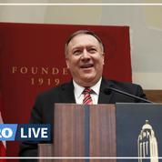 États-Unis: Mike Pompeo demande à l'Iran de se comporter «comme la Norvège»
