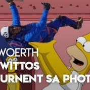Eric Woerth «alpiniste» moqué sur les réseaux sociaux