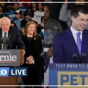 Caucus dans l'Iowa: Sanders et Buttigieg revendiquent tous deux la victoire