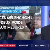 Procès Mélenchon : deux poids deux mesures ?