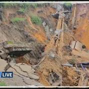 RDC: 36 morts après des pluies diluviennes