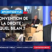 Convention de la droite : quel bilan ?