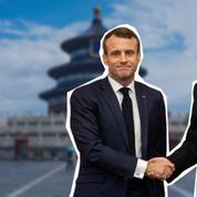 Macron en Chine : du business, et c'est tout ?