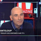 Nicolas Canteloup: «À Europe 1, c'est la remontada»