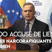 Venezuela : le gouvernement accuse Guaido de liens avec des narcotrafiquants