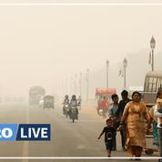 New Delhi est en «état d'urgence sanitaire»