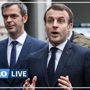 Coronavirus: «C'est une vraie crise mondiale», avertit Emmanuel Macron
