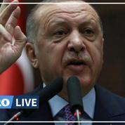 Erdogan affirme qu'il laissera les frontières de l'Europe ouvertes aux migrants