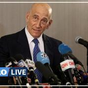 Israël: l'ex-premier ministre Olmert soutient Mahmoud Abbas contre le plan de Trump