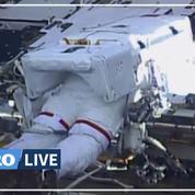 Première sortie spatiale 100% féminine de l'histoire