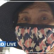 Les Philippins inquiets pour leur santé après le réveil du volcan Taal