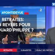 Retraites: un revers pour Édouard Philippe?