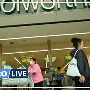 Coronavirus: en Australie, des supermarchés testent l'heure réservée aux seniors
