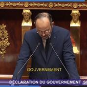 «Le système français d'asile est saturé» affirme Edouard Philippe