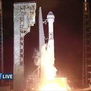 Boeing : décollage de la capsule Starliner vers l'ISS